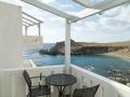 twin room-balcony view