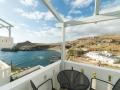 Daidalos - Twin Room with balcony - Sea View